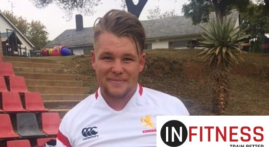 InFitness Athlete selected for the Lions u/19