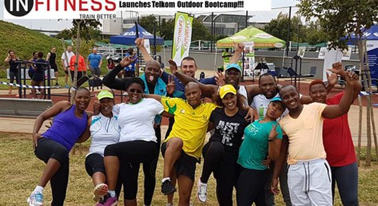 Telkom Outdoor Bootcamp Launches