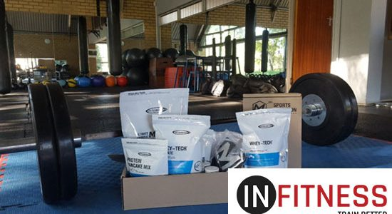 Myogenic supplements arrive for InFitness athletes